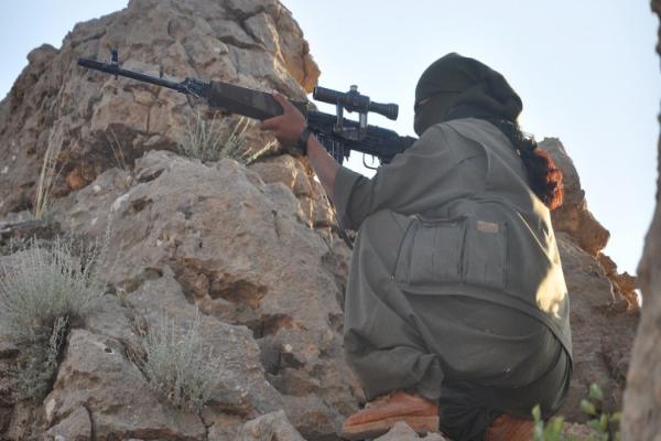 HPG: 6 işgalci öldürüldü
