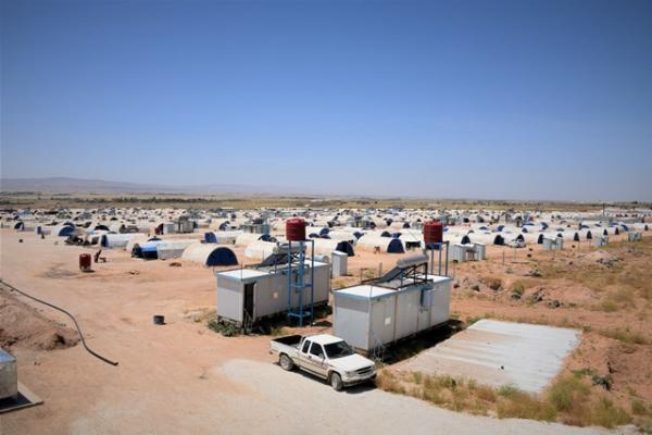 Waşûkanî Kampı'na tıbbi malzeme desteği gerekiyor