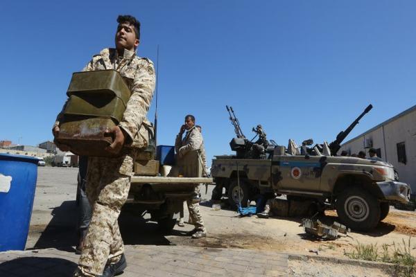 LUO Türkiye'nin Libya'ya götürdüğü DAİŞ çetesini yakaladı