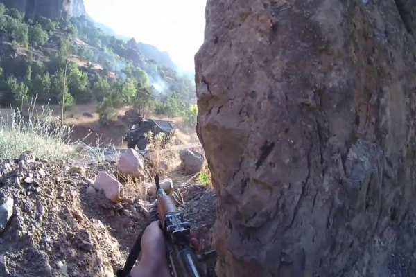 Çelê ve Lêlikan'da gerilla eylemi: 3 asker öldürüldü
