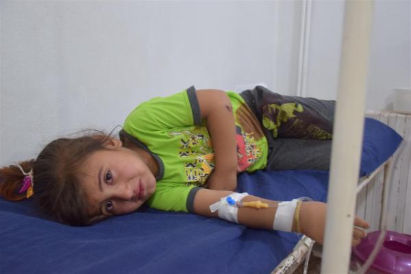 Şedade'de 4 çocuğa el bombalı saldırı