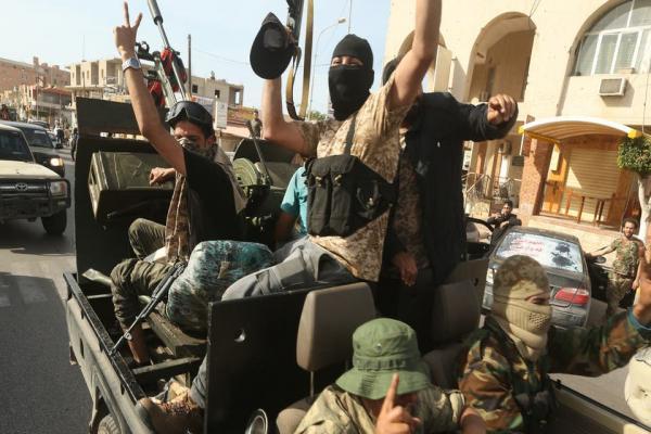 Türkmen çetebaşı Libya'da öldürüldü