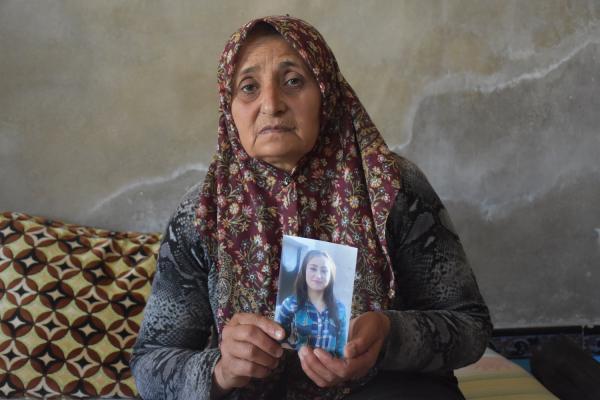 İşgalcilerin kaçırdığı genç kadının ailesi insan hakları örgütlerine çağrı yaptı