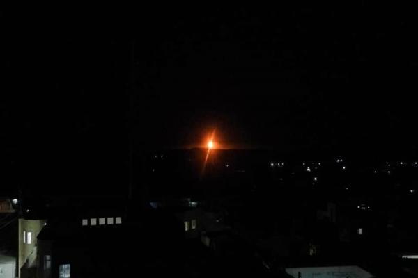 İşgalciler Eyn Îsa'nın köylerini bombaladı