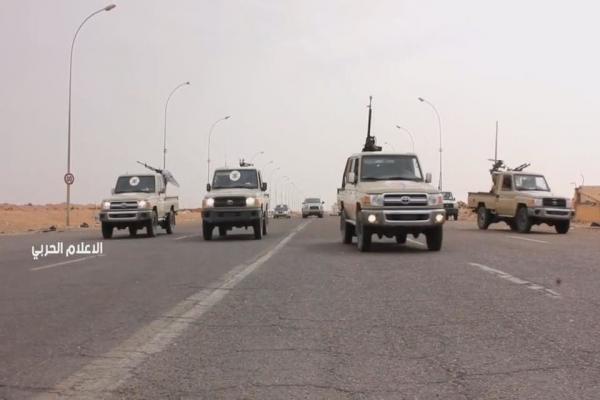 Libya Ulusal Ordusu: Esabia kentinde kontrolü yeniden sağladık