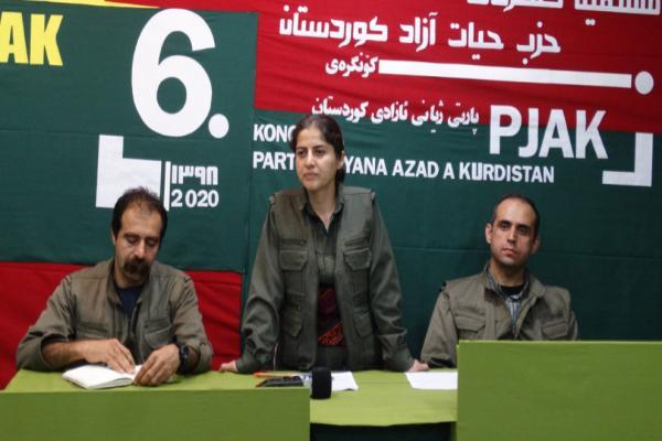 PJAK 6'ncı kongresini Kürdistan dağlarında gerçekleştirdi