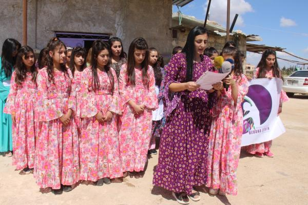 Kevana Zêrîn: Türk devleti Kürtlerin varlığına kast ediyor