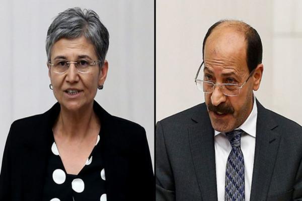 Türk devleti Leyla Güven ve Farioğulları hakkında yakalama kararı çıkardı