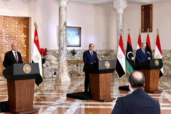 Mısır'dan Türk devleti çetelerine karşı Avrupa'yla diplomasi atağı