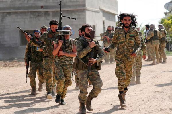 Libya'da ölen çeteler Efrîn'de olmuş gibi gösteriliyor
