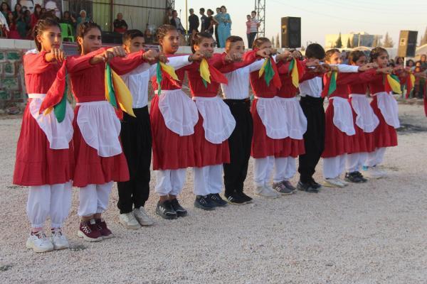Kültür haftası etkinlikleri 5'inci gününde