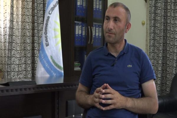Mihemed Şahin: Türkiye uluslararası sözleşmelere göre hareket etmiyor