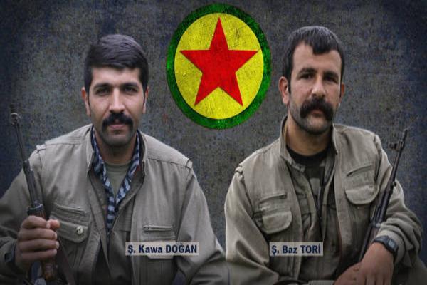 HPG, Mardin'de şehit düşen 2 gerillayı andı