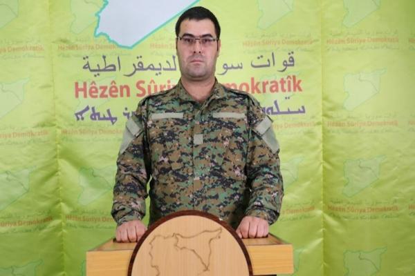 QSD Sözcüsü Gabriel: Türkiye yeni işgal saldırılarına hazırlanıyor