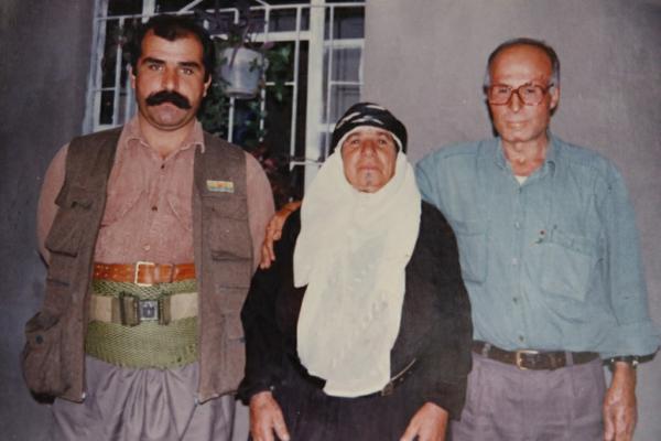 Ömrünü Kürdistan özgürlüğüne adayan Arap bir anne: Üveyş