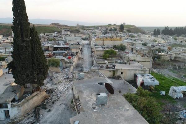 Firêriyê köyü ablukaya alındı: Halkın malları talan ediliyor