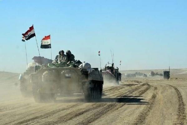 Irak ordusundan İran sınırında kapsamlı operasyon