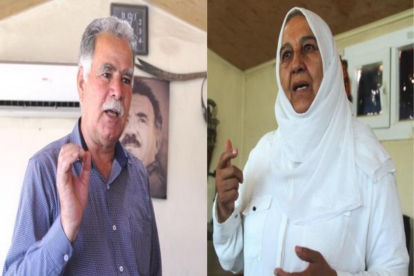 'Kürt halkı ajanlaştırma politikalarına karşı güçlü durulmalı'