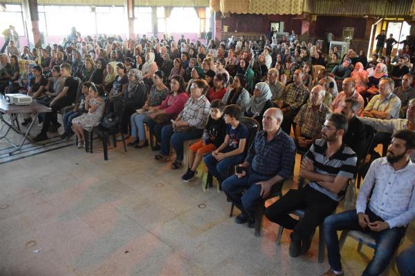 Kuzey ve Doğu Suriye'de 14 Temmuz etkinlikleri