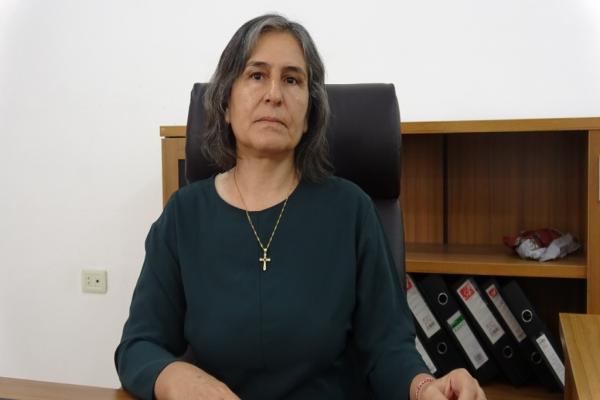Elizabeth Gewriyê: Bab El Hava'nın açılma kararı siyasidir, çetelere destek amaçlıdır