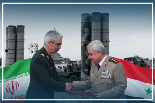 İran ve Suriye'nin askeri anlaşmasının belirtileri