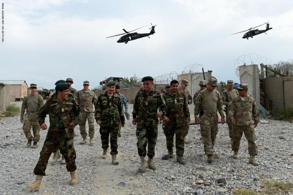 ABD Afganistan'daki 5 üsten çekildi
