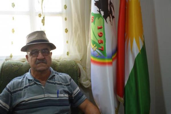 'Kürt birliğinin amacı Suriye'nin toprak bütünlüğüdür'
