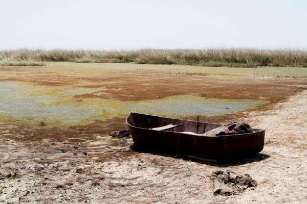 Türk devleti Mayıs'tan bu yana Fırat suyunu kesiyor