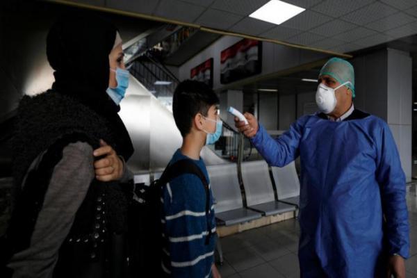 Kuzey ve Doğu Suriye'de toplam vaka sayısı 54'e çıktı