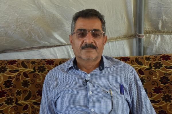Şehba'da dezenfektasyon hamlesi başlatıldı
