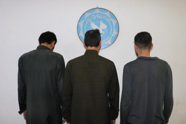 Eyn Îsa'da tarihi eser kaçakçıları yakalandı