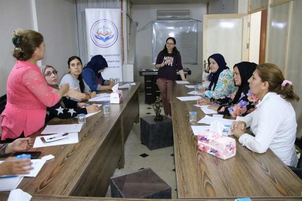 Kadın Hakları Araştırma ve Koruma Merkezi'nin kadına dönük hukuksal desteği