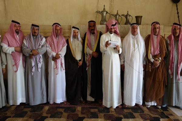 Tebqa aşiretleri: Fitne girişimlerine karşı dikkatli olunmalı