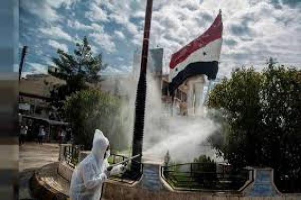 Suriye hükümeti bölgelerinde 65 yeni vaka, 2 vefat