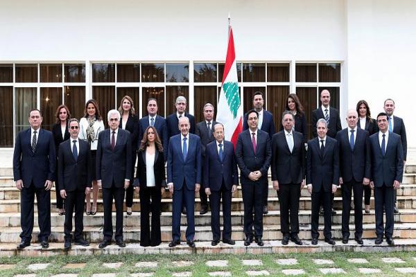Lübnan'da bütün kabine istifa etti