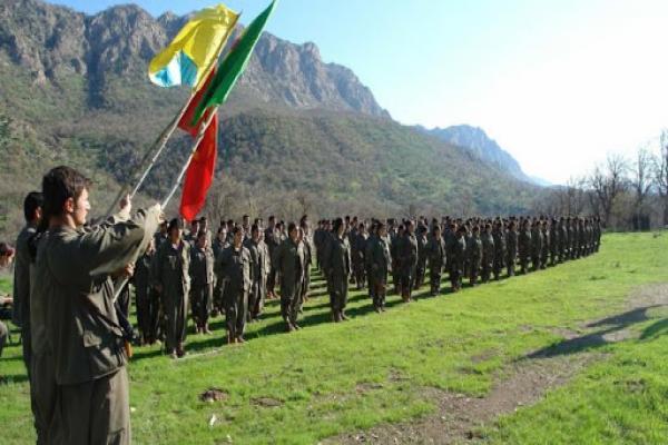 PKK 15 Ağustos Atılımı'nı kutladı