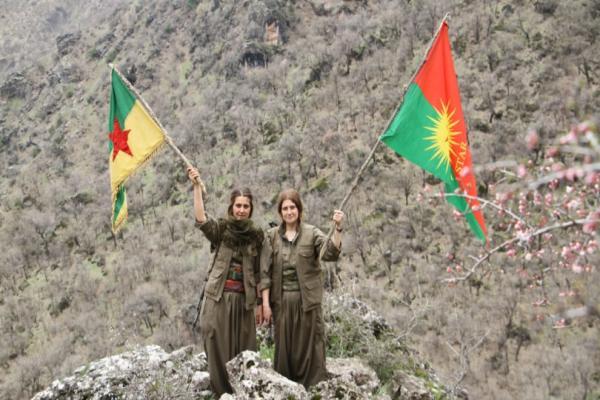 YJA STAR Merkez Karargah Komutanlığı'ndan kutlama mesajı