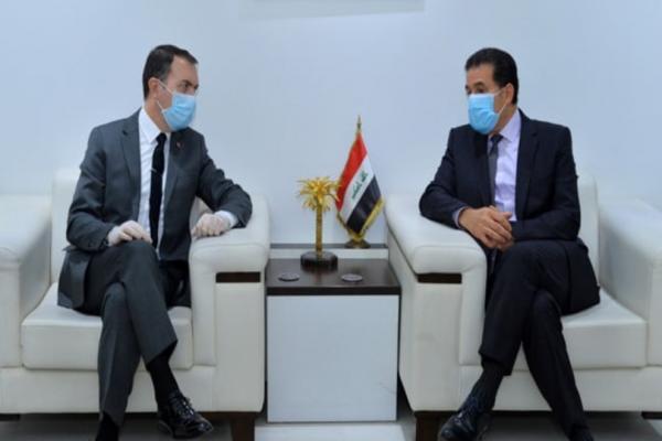 Irak, resmi olarak Türk devletinin Irak'tan çekilmesini istedi
