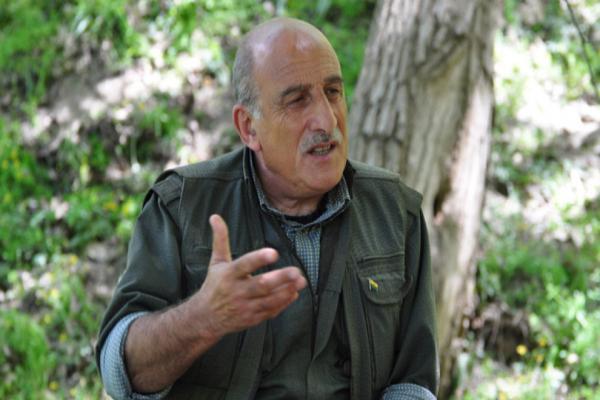 Duran Kalkan: Agit yoldaş ve onun takipçileri özgür Kürdistan'da her zaman yaşayacaklar
