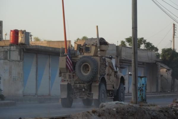 Pentegon Suriye'ye askeri sevkiyat yapacak