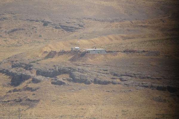 KDP Rojava sınırına en az 40 karakol inşa etti