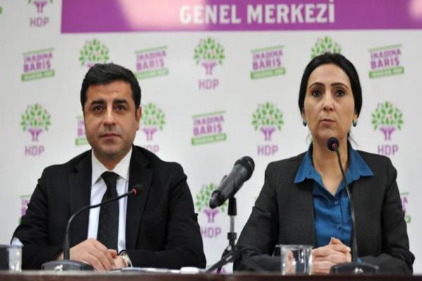 Yüksekdağ ve Demirtaş'ın rehineliğe devam kararı