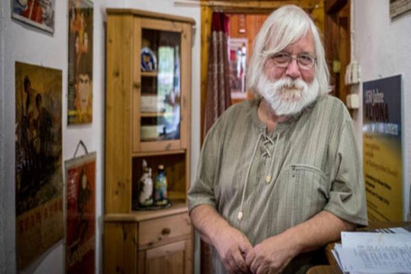 Kürt dostu Robert Jarowoy Almanya'da hayatını kaybetti