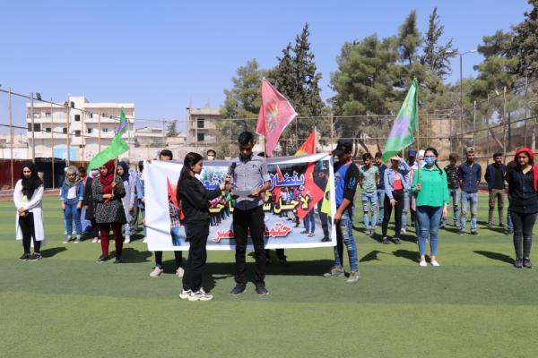 Minbic Gençlik Meclisi: Türk devleti terörün kaynağı haline geldi