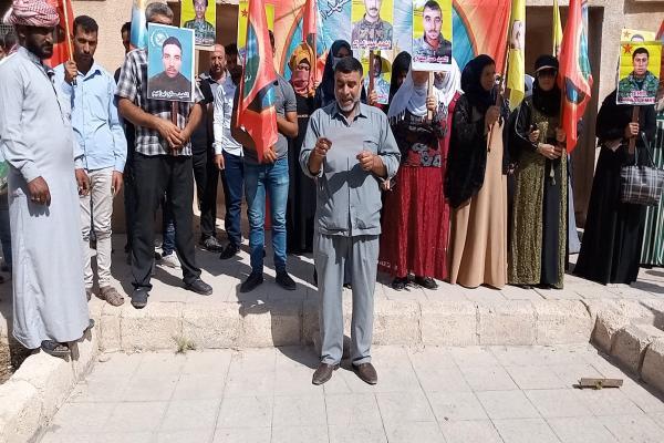 'Türk devletinin özel savaşı uygulamalarına karşı direnmeye devam edeceğiz'