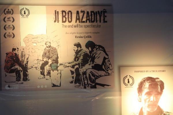 Lêlun Festivali'nde 11 film gösterildi