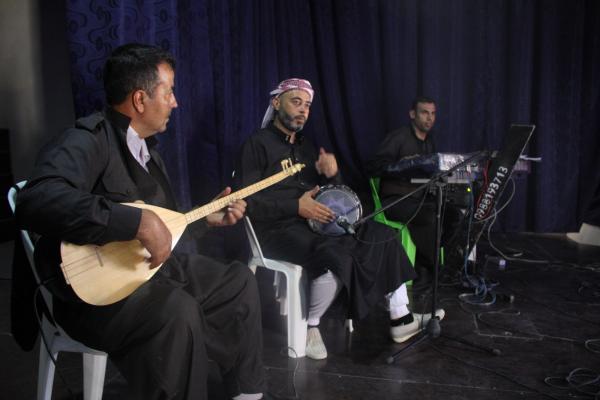 Şehba'da Amara Kültür Festivali hazırlıkları