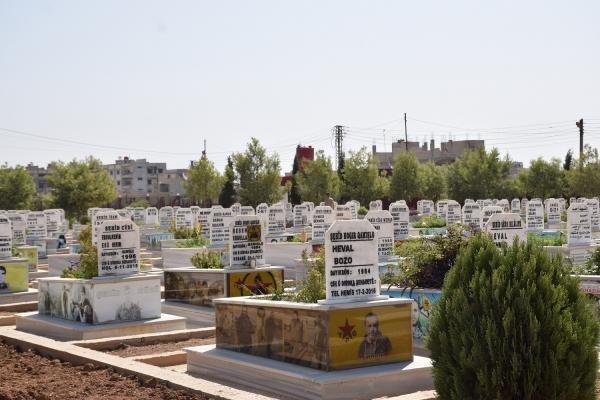 Şehit anneleri: Biz birlik çağrısı yaparken KDP hendek kazıyor
