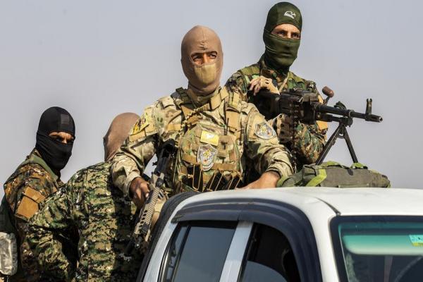 QSD Dêrazor'da DAİŞ'e karşı hamle başlattı
