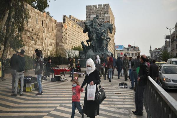 Şam hükümeti bölgelerinde Covid-19: Vaka sayısı 4 bine ulaştı